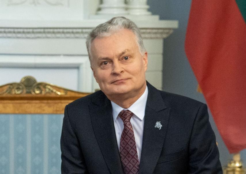 立陶宛可能很快會考慮因移民危機而進入緊急狀態——總統