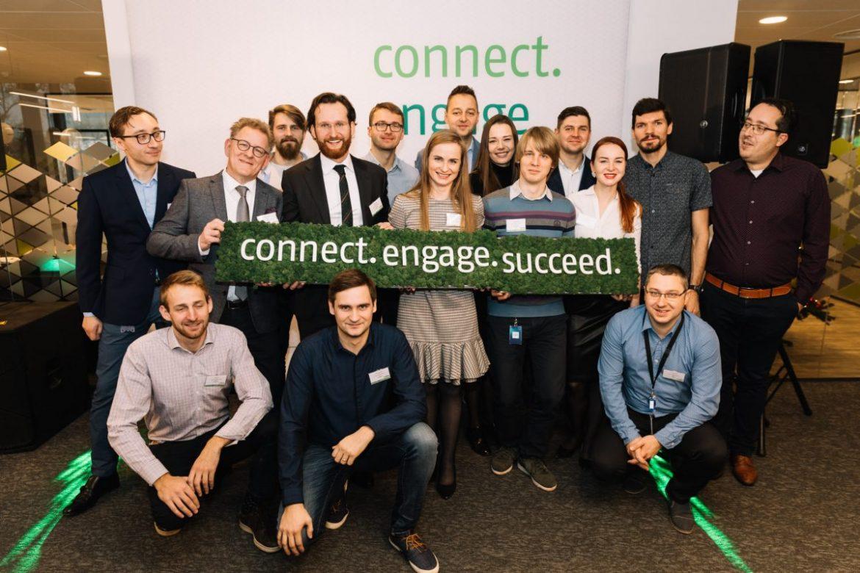 荷蘭 IT 公司 Centric 在考納斯開設辦事處