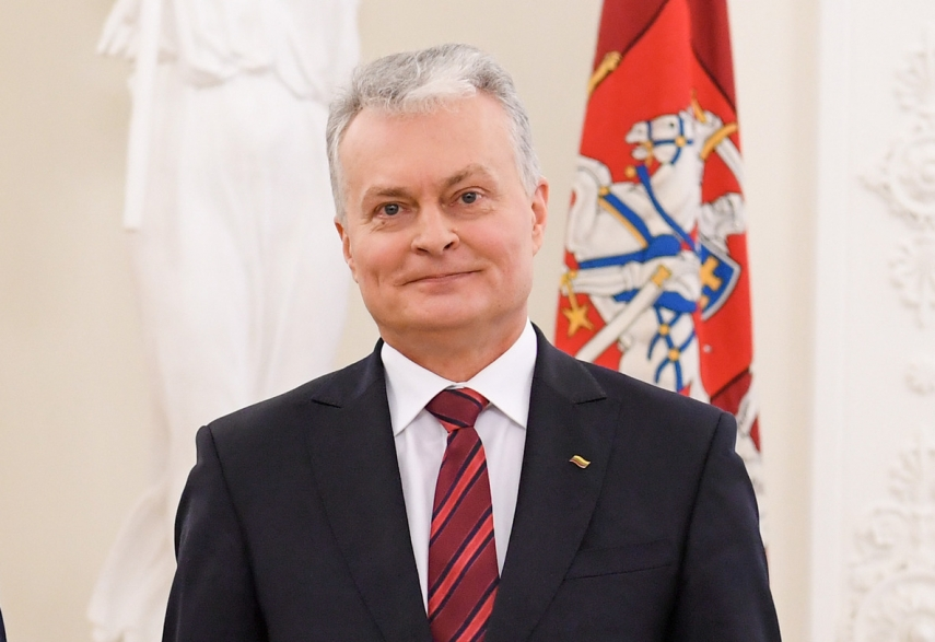 立陶宛總統簽署有爭議的移民法案成為法律